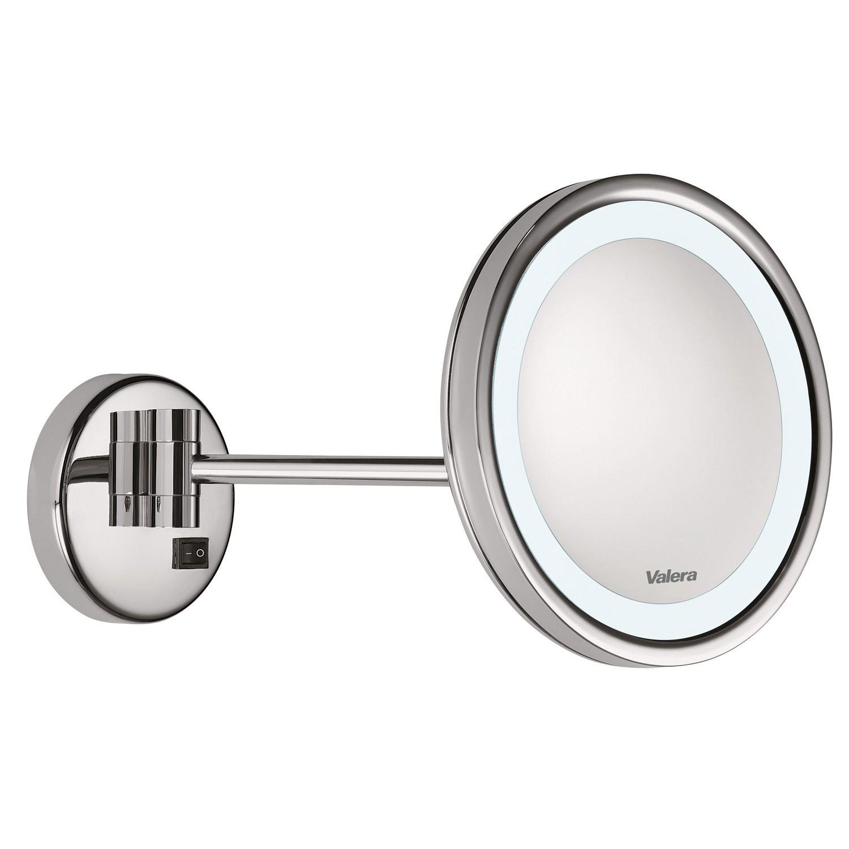 Настенное зеркало Valera Optima Light One 207.05