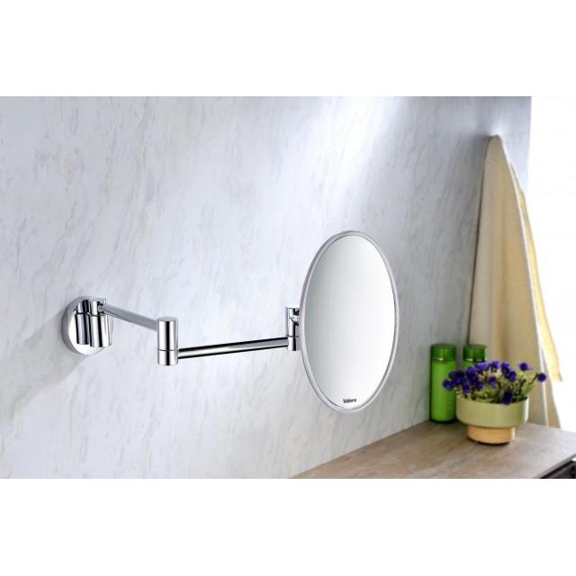 Элегантное круглое зеркало с увеличением Essense Round